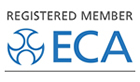 ECA Registered member logo